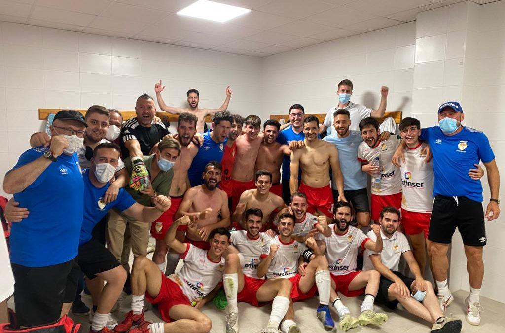 El Martos CD ya es semifinalista de la Copa Subdelegada