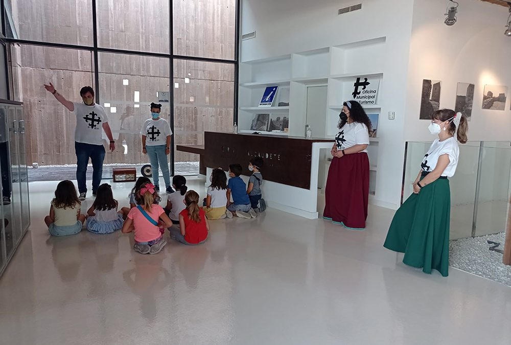 Los más pequeños disfrutaron de las Fiestas Calatravas Infantiles