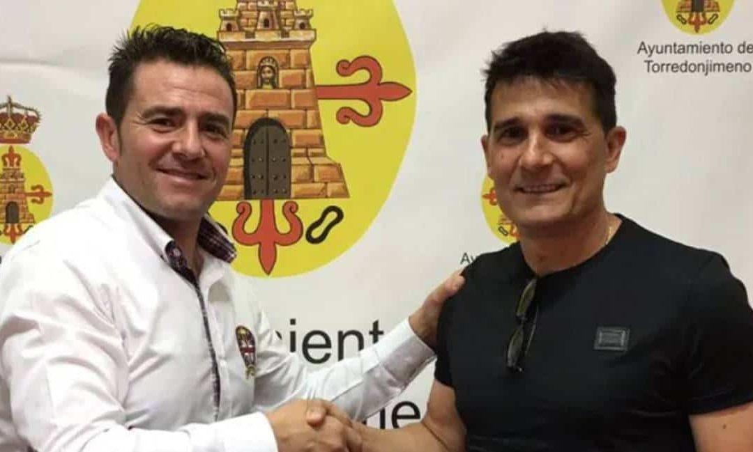 Manuel Chumilla seguirá en el Torredonjimeno una temporada más