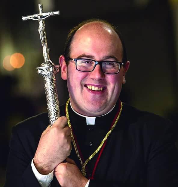 Nuevo párroco para San Agustín y Santa Bárbara de Linares