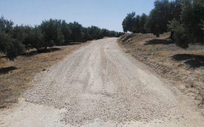 La semana próxima comienzan las obras en el camino de Villarbajo-El Madroño