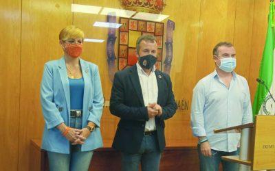 Ciudadanos da por roto el pacto de gobierno en la capital jiennense