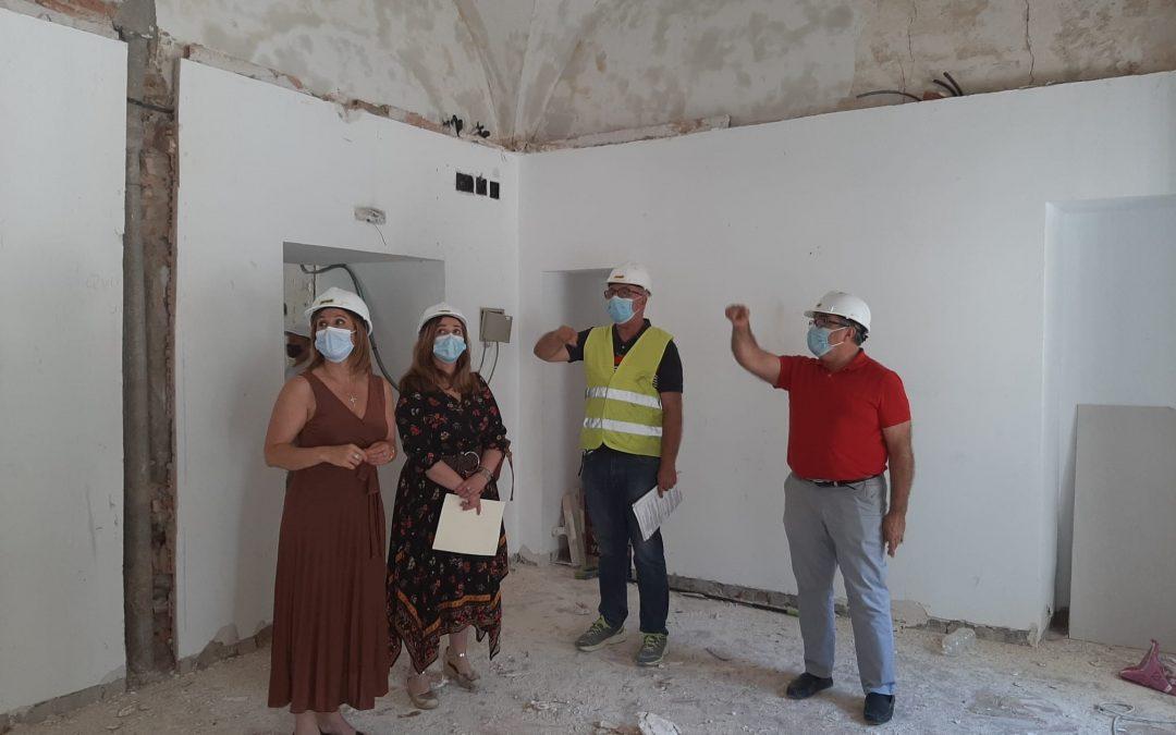 Salud invertirá 162.000 euros extraordinarios para  estabilizar el Hospital Municipal de Andújar