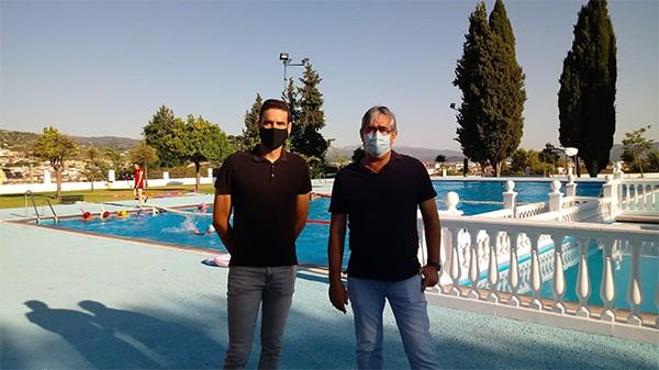 """Comienzan los cursos de natación en la piscina """"Bellavista"""""""