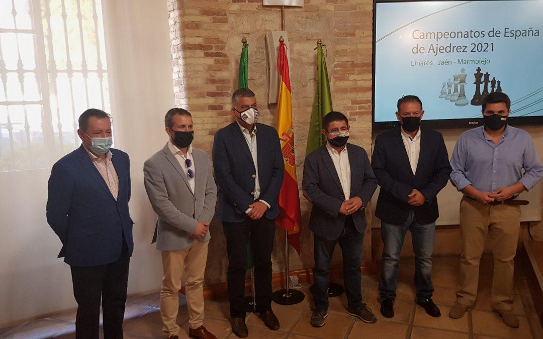 La provincia de Jaén acogerá cinco campeonatos de España de ajedrez