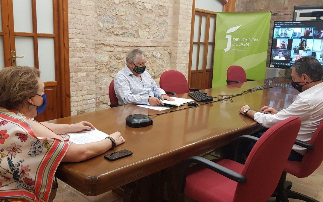 Diputación anima a los municipios ligados a Paisajes del Olivar a sumarse a la asociación que gestionará los sitios protegidos