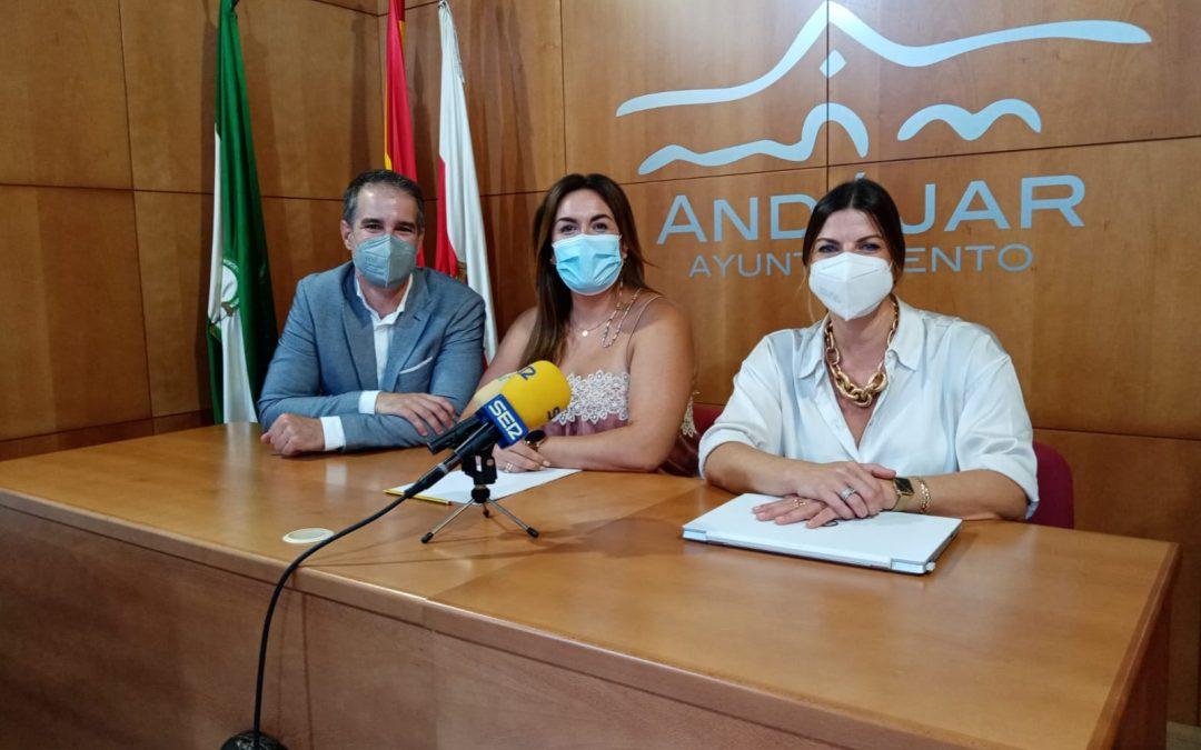 El Ayuntamiento de Andújar promueve la formación entre los vecinos y vecinas del municipio con el impulso del proyecto 'Andújar por el Empleo'