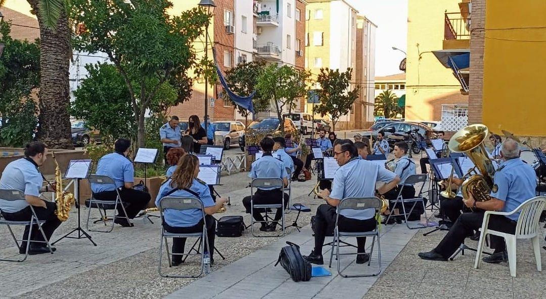 Fin de semana solidario en el barrio de Santa Ana de Linares