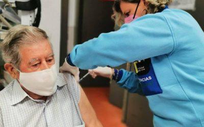 La incidencia en Jaén llega a 300, en una jornada con dos nuevos fallecidos