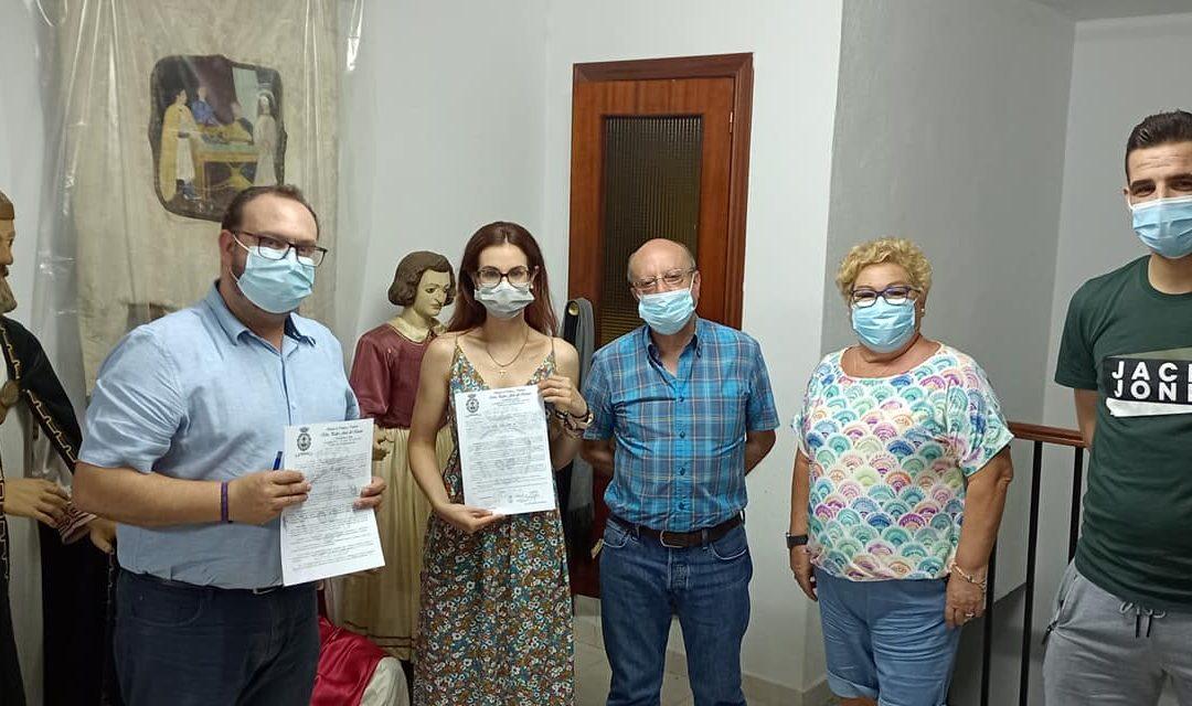 El Rescate de Torredonjimeno acompañará a Santísimo Cristo de la Sentencia en 2022
