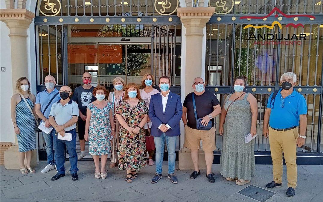 El Ayuntamiento de Andújar destina 17.000 euros a proyectos promovidos por 12 colectivos de social, salud y mayores