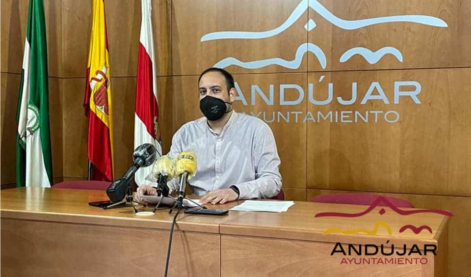 El pleno de la corporación municipal votará varias modificaciones de crédito para actuaciones en las pedanías de Andújar