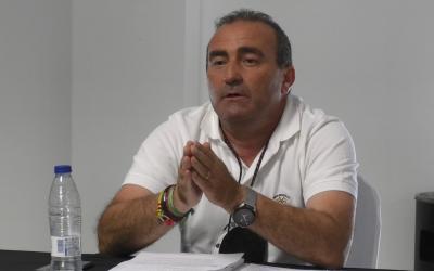 Ramón García se reunirá mañana con Juan Manuel Reyes con el fin de resolver la situación institucional del Real Jaén
