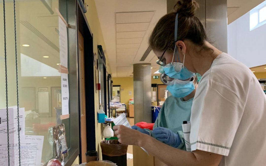 El Hospital Alto Guadalquivir realiza más de 875.000 actos asistenciales en el primer semestre de 2021
