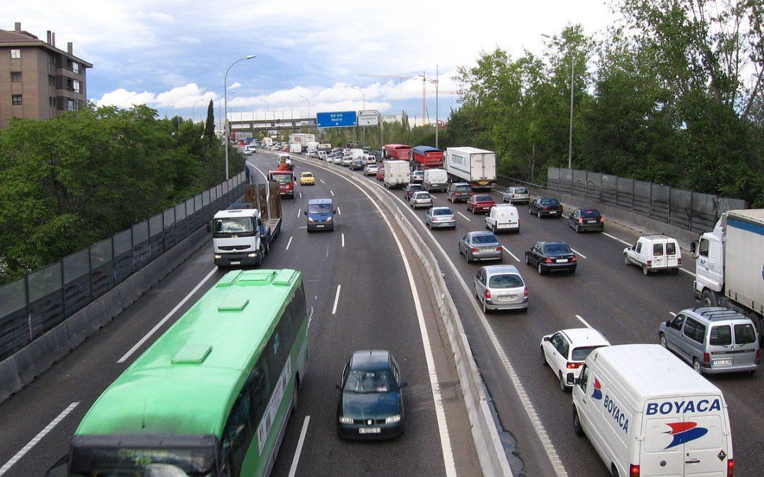 La operación retorno prevé 49.500 desplazamientos en las carreteras jiennenses