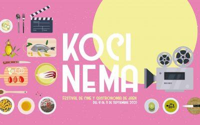 """El Ayuntamiento de Jaén presenta el certamen """"Kocinema"""""""