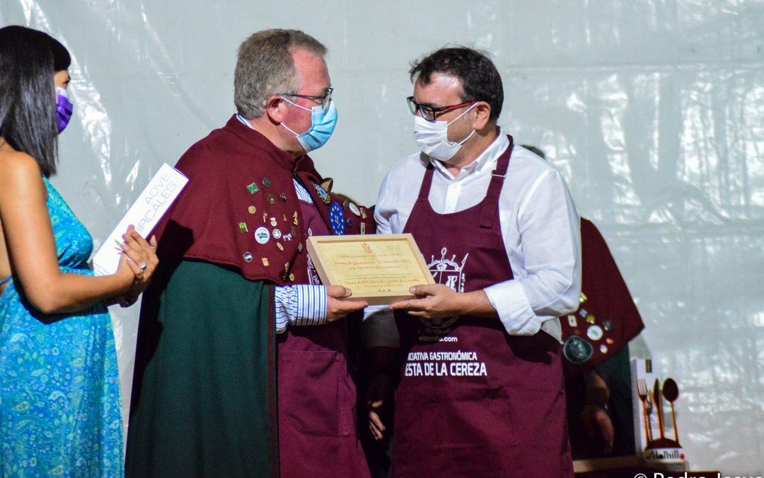 Premio gastronómico para la Fiesta de la Cereza