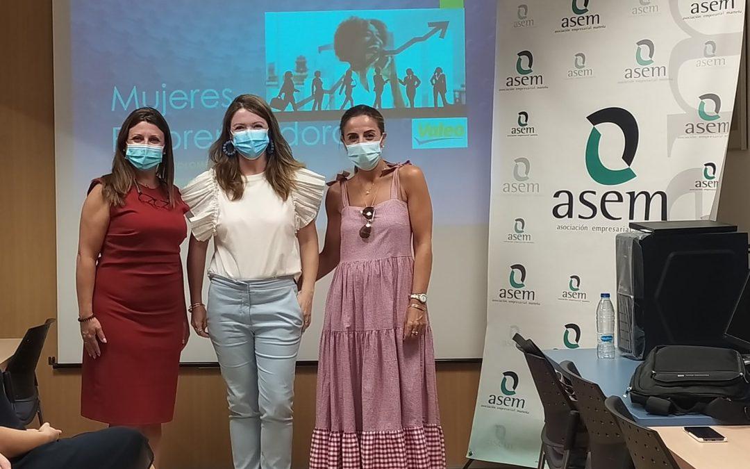 """Nueva formación del """"Mentoring Martos Liderazgo Femenino"""""""