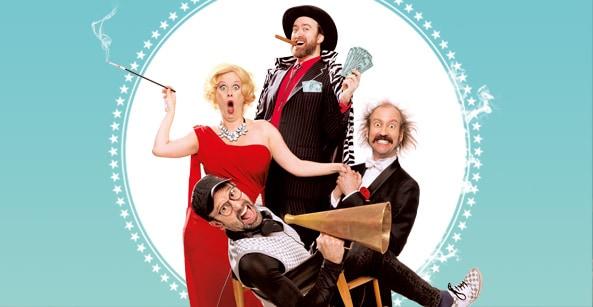 """""""Gag Movie"""" llega el sábado al Teatro Municipal de Martos"""