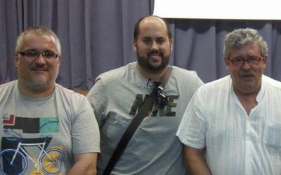 Juan Francisco Cazalilla y Francisco José López, entran en la nueva comisión provincial de Izquierda Unida