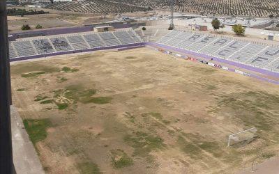 El Ayuntamiento de Jaén pretende recuperar el Estadio de La Victoria ante su abandono