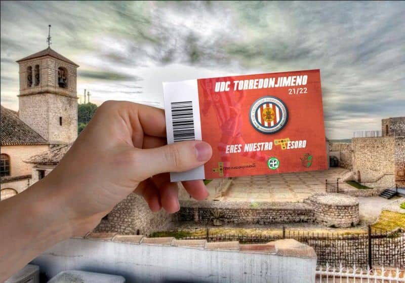 La Unión Deportiva Ciudad de Torredonjimeno pone en marcha su campaña de abonados pensando en su más preciado tesoro