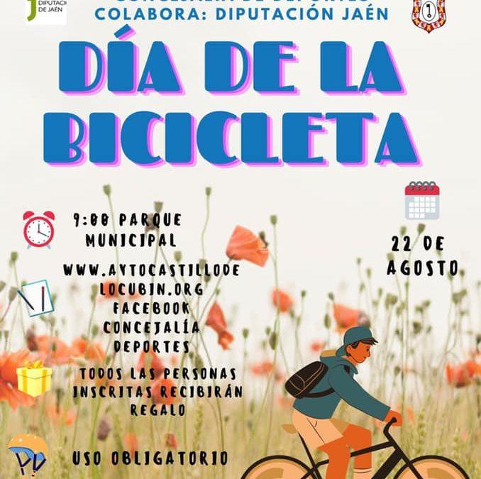 Castillo de Locubín pedalea este próximo domingo con el Día de la Bicicleta
