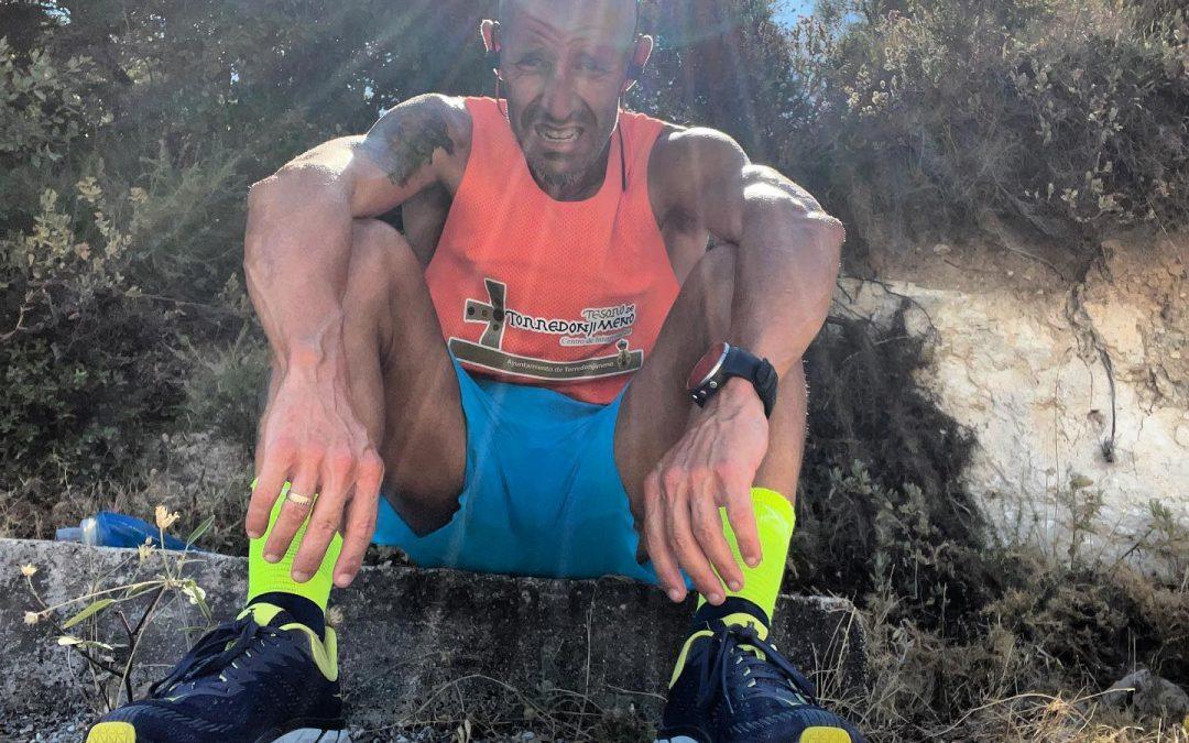 Jesús Javier Ortega corre 59 km tras sufrir una caída a los 40 km la 'Sur les Traces des Ducs de Savoie' que le obligó a retirarse donde falleció un corredor checo