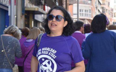 María del Mar López elegida número dos de IU Jaén