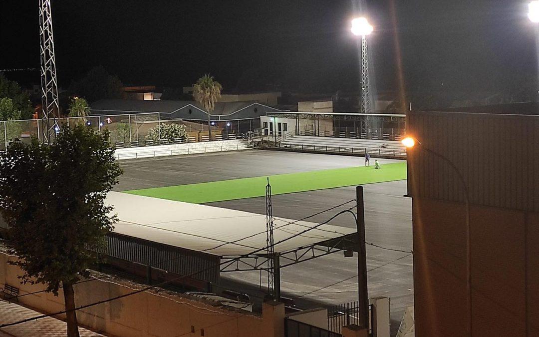 La vuelta de los cuartos de final de la Copa RFAF entre Torredonjimeno y Torreperogil podría disputarse en el Ciudad de Martos