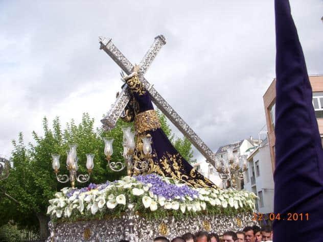 La Cofradía del Nazareno de Castillo de Locubín pide permiso para procesionar