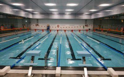 La piscina cubierta de Martos abrirá el 1 de octubre
