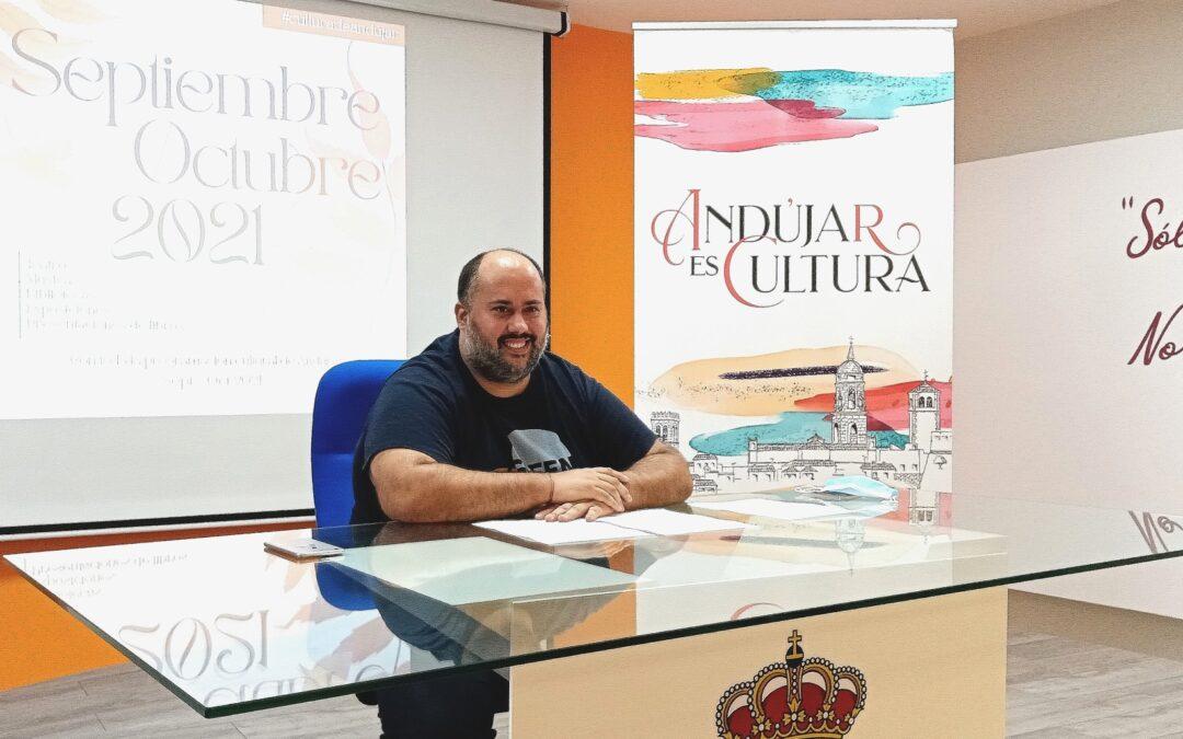 Cultura presenta una amplia programación para la temporada de otoño en Andújar