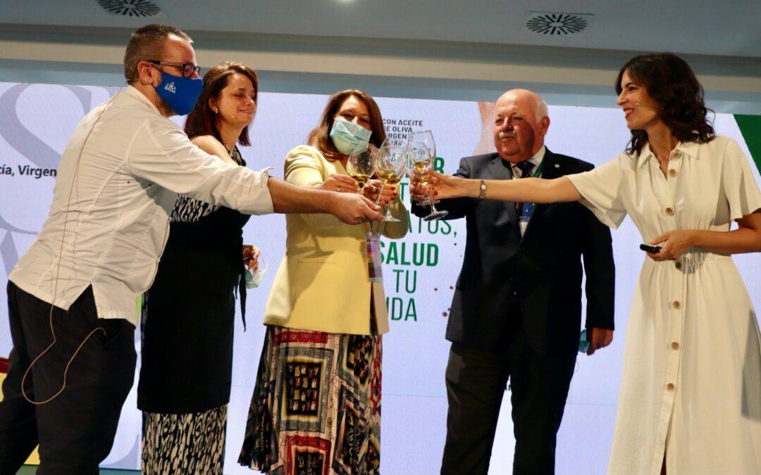 Expoliva, escaparate mundial para la campaña promocional de los AOVEs andaluces