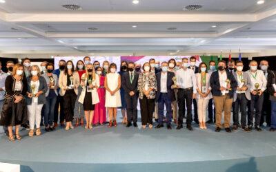 Premios a los mejores de Expoliva