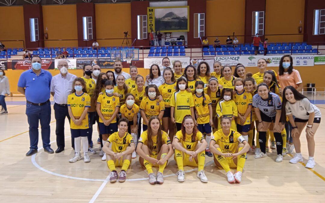 Presentación del Martos Fútbol Sala Femenino