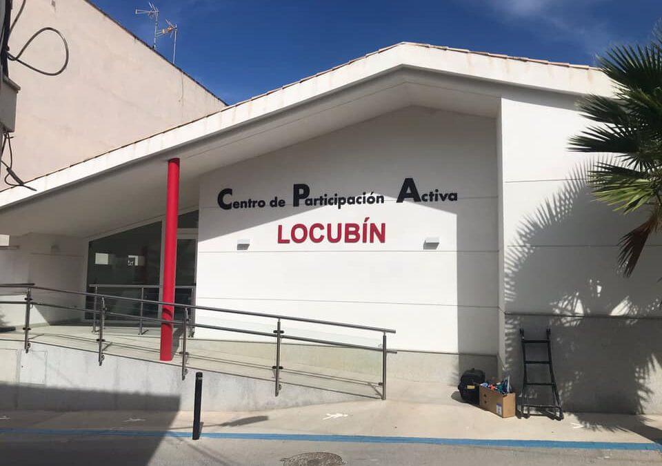 Castillo de Locubín inaugura mañana su Centro de Participación Activa