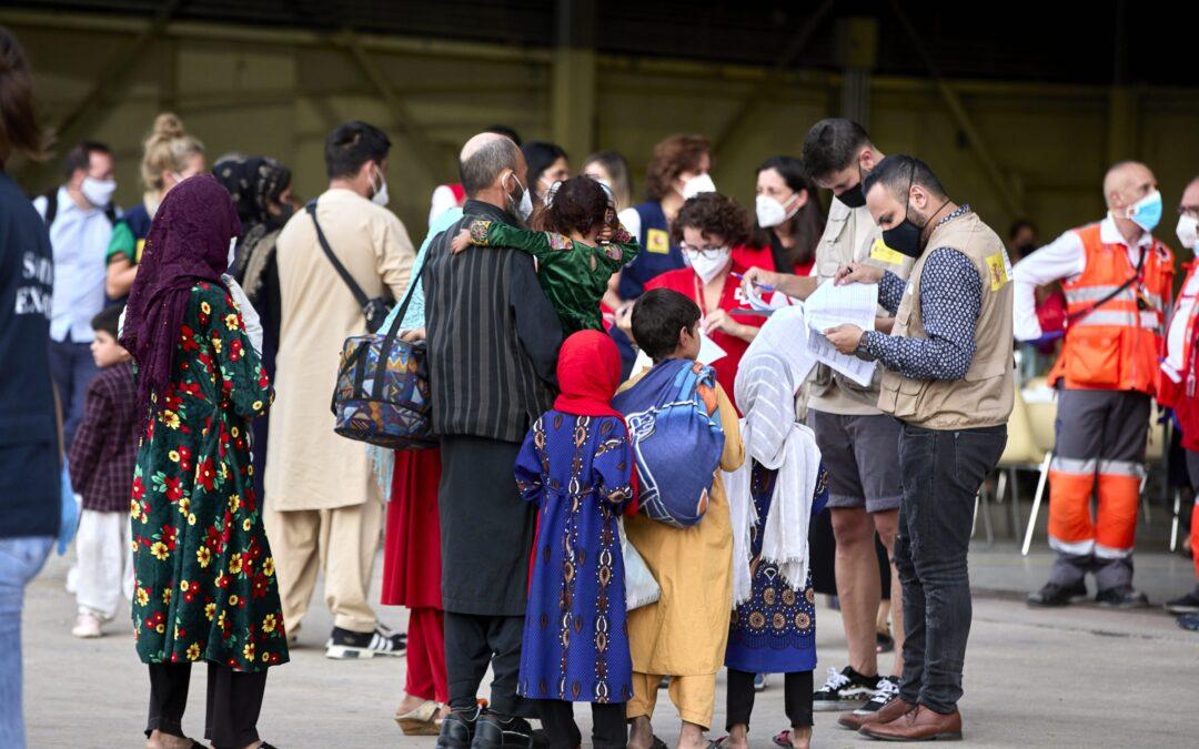 Jaén se ofrece para acoger refugiados afganos