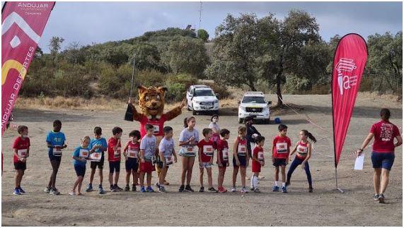 El Trail de la Berrea vuelve a irrumpir con éxito de participantes