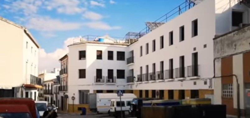 200.000 euros de inversión en el Centro de Día 'Santa Ana'