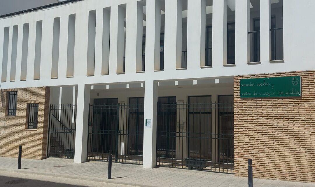 La Junta de Andalucía recorta 15 plazas el servicio de comedor escolar