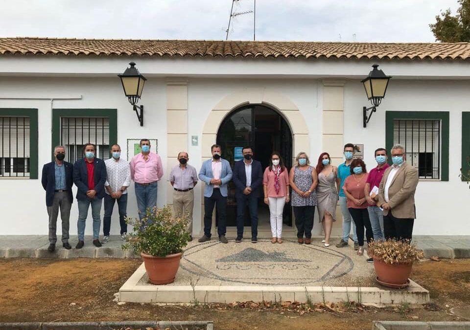 Torredelcampo forma parte de la asociación para el desarrollo y promoción de la Vía Verde del Aceite