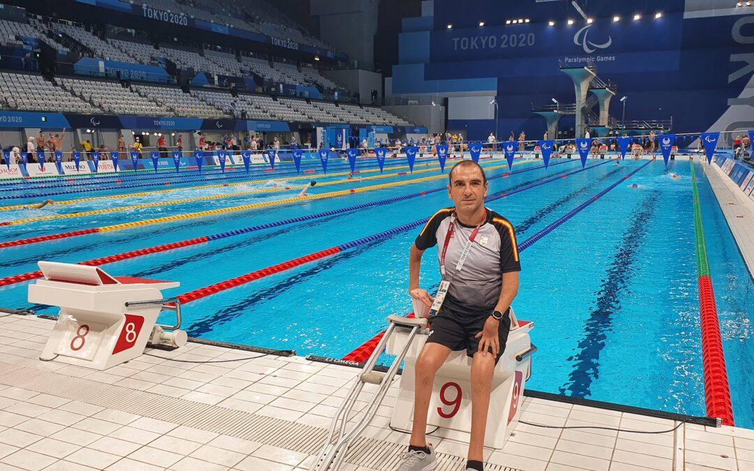 Miguel Ángel Martínez Tajuelo se convierte en finalista en los Juegos de Tokio