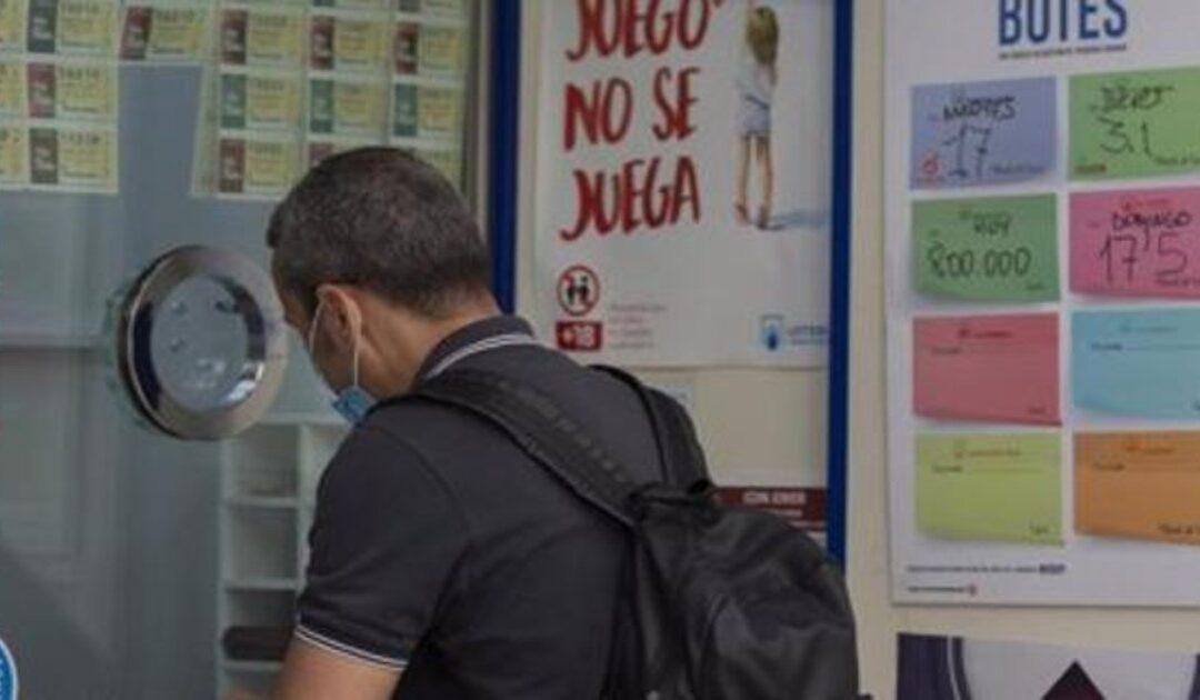 Parte del primer premio de la Lotería Nacional se vende en Jaén