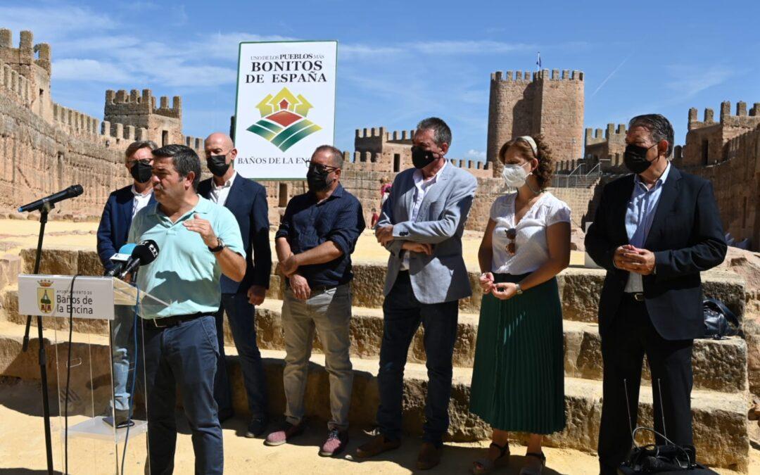 Linares y Baños de la Encina se unen para apoyar al Tecnigen Linares en su cita europea
