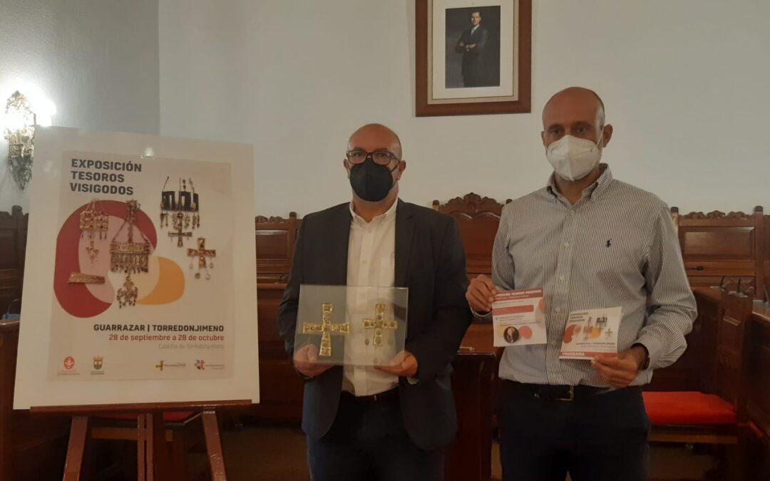 La exposición sobre los tesoros de Guarrazar y Torredonjimeno se enriquecerá con otras actividades sobre la cultura visigoda