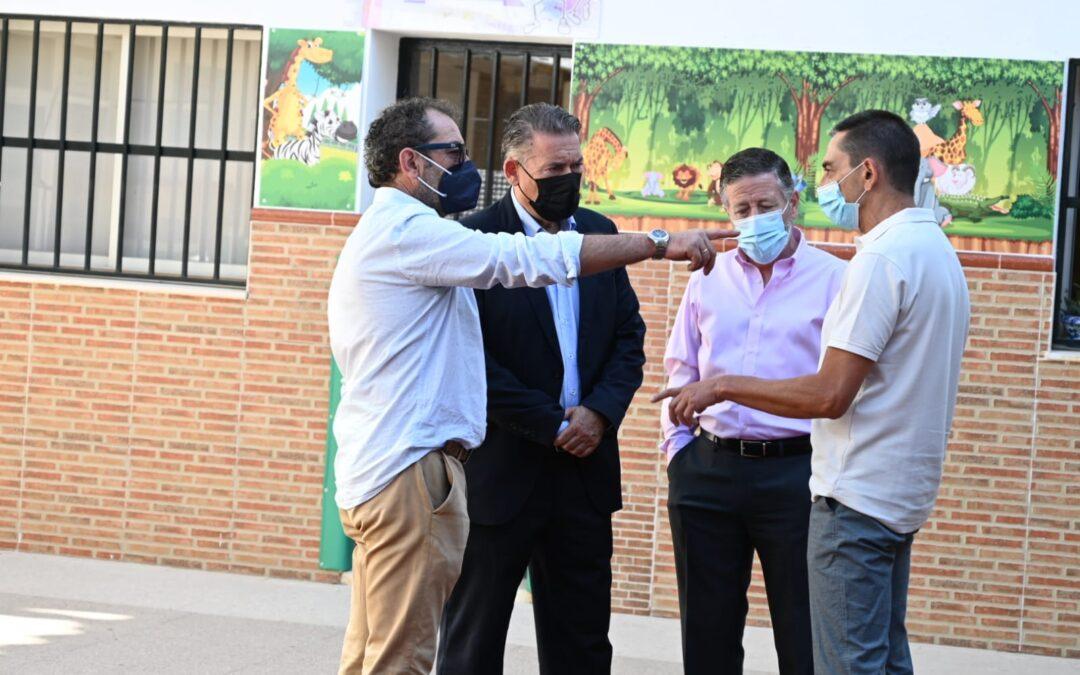 Linares invierte 150.000 euros en mantenimiento de los centros escolares