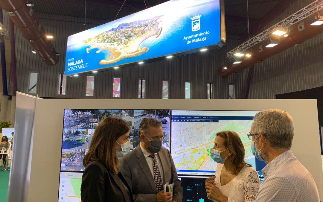 Linares se posiciona en el Foro de Inteligencia y Sostenibilidad Urbana