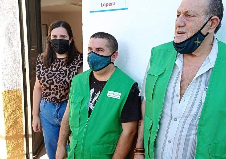VAS Andújar inaugura una sede en Lopera