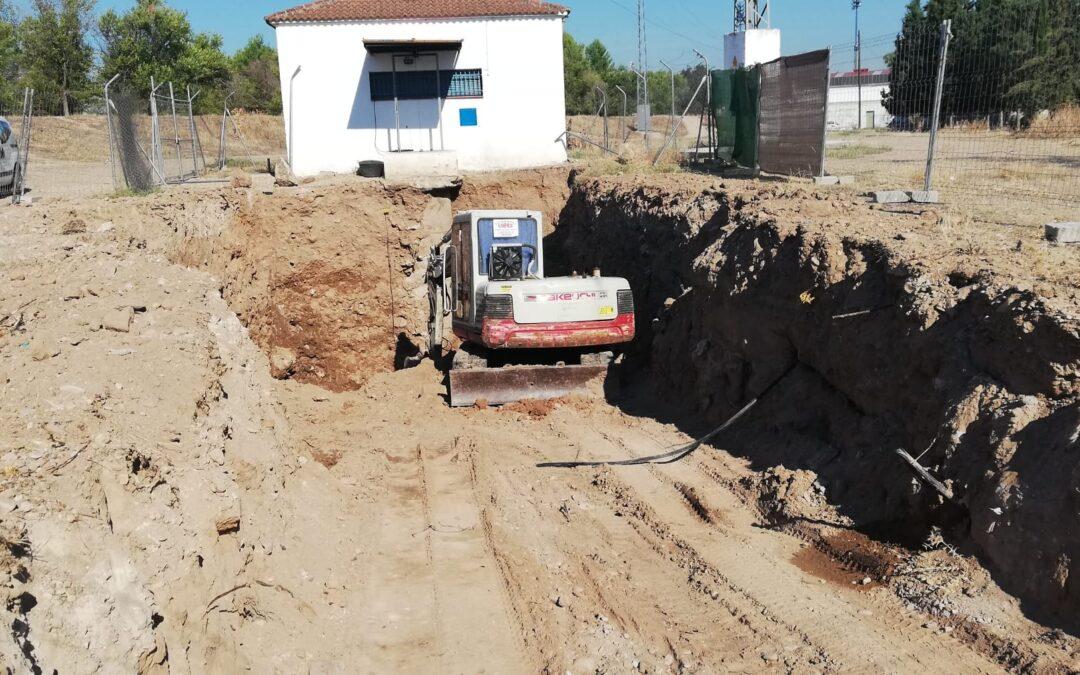 Una actuación en la EBAR Vivero de Andújar evitará posibles inundaciones en la ciudad